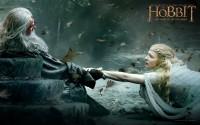 Der Hobbit - der Kampf der fünf Heere - Gandalf und Galadriel