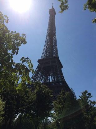 Paris - La Tours Eiffel