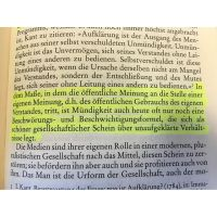 Schlaue Sätze zum Nachmittag... Mittelstraß 2001: 61 #zitate - via Instagram