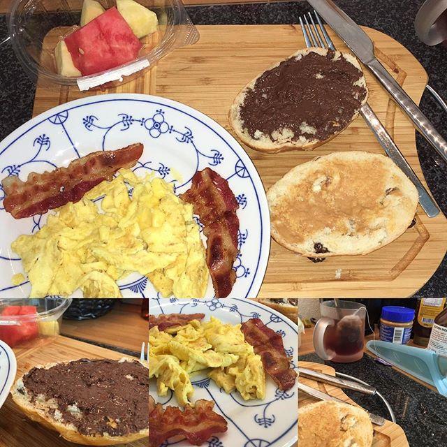 Geiles Frühstück <a rel=