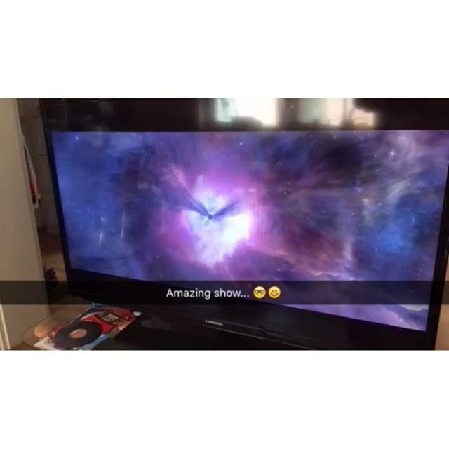 Cosmos on Netflix - via Instagram