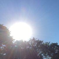 Sonne, Sonne, Sonne satt... - via Instagram