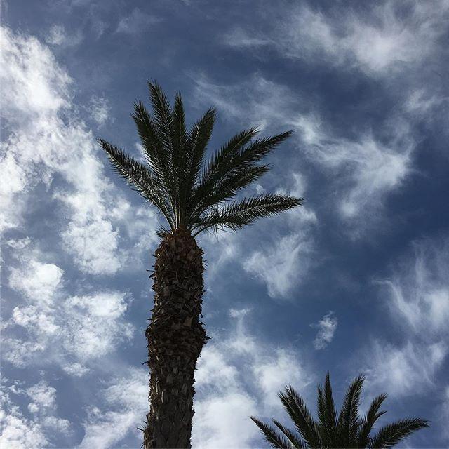 Love cloudy skies like this... - via Instagram