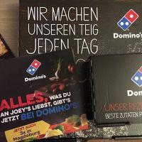 Hmm, Joey's ist jetzt Domino's. Da hat wohl jemand ein Angebot gemacht, dass man nicht ablehnen kann. Das unnötige Apostroph bleibt. #wiederwasgelernt - via Instagram