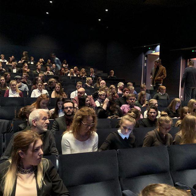 #videoexpo2017 Gespanntes Publikum - via Instagram