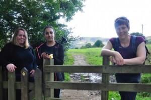 Walking-Group-Pose-Fence