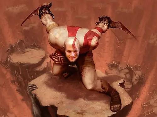 God of War actor