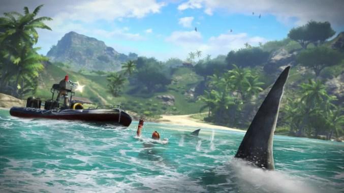 Det är inte bara piraterna på ön du får se upp för...