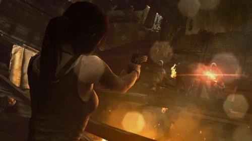 Tomb Raider är exempel på välbalanserad action och äventyr