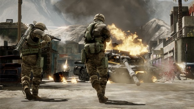 Galet snyggt - Battlefield 4