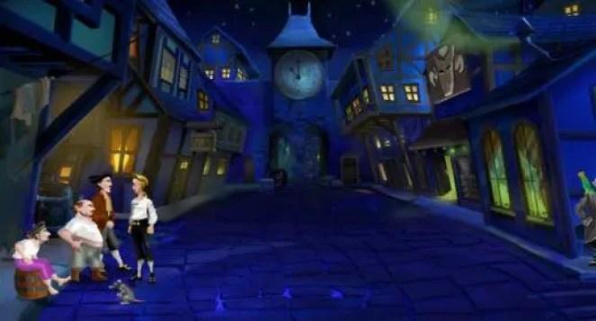 Secret of Monkey Island Special Edition 2012 - snyggast, men i grunden samma spel