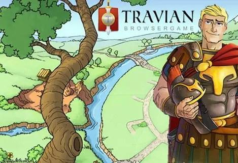 Travian - stort onlinespel för din webbläsare