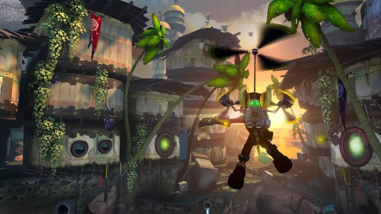 Som vi har längtat efter avslutande delen av Ratchet & Clank Future till PS3