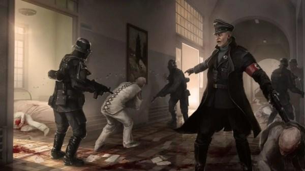 Wolfenstein - The New Order trailer