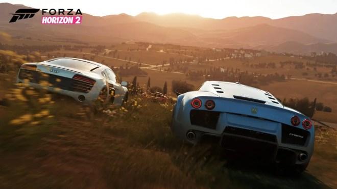 Forza Horizon 2 recension senses