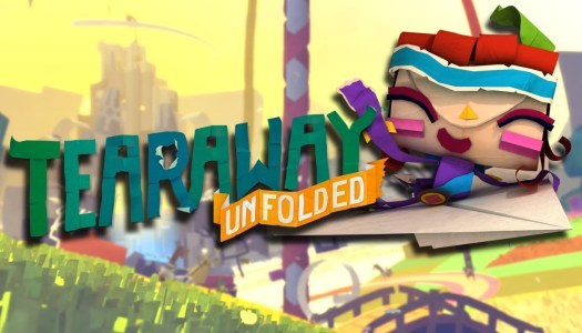 Recension: Tearaway Unfolded (PS4)