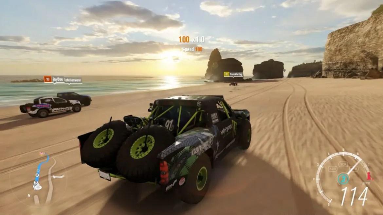 Horizon 3 är lätt Xbox Ones snyggaste spel idag. Kolla bara himlen...