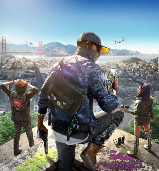Watch Dogs 2 recension senses.se