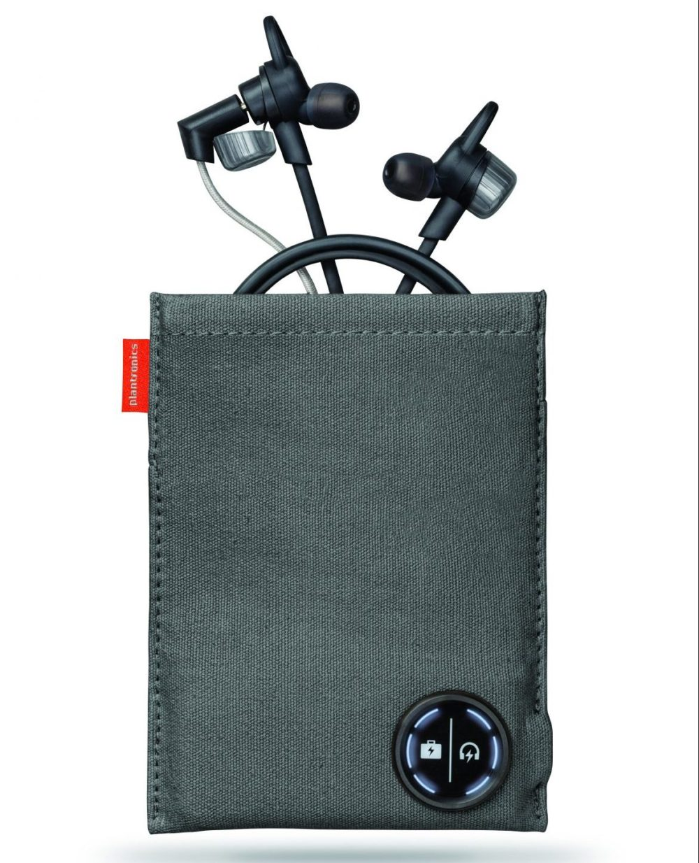 BackBeat GO 3 with pouch