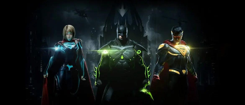 injustice 2 recension