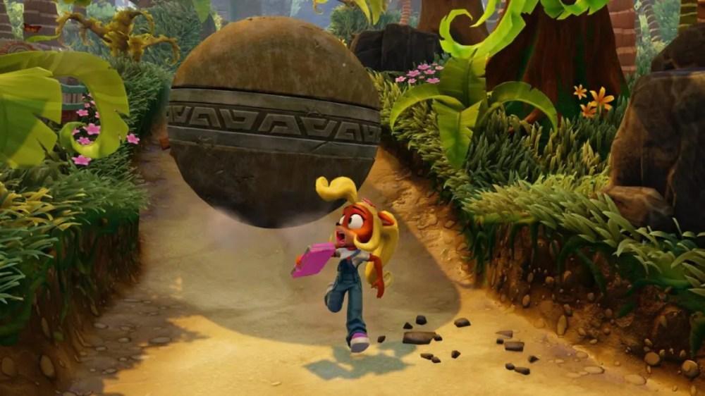 crash bandicoot n sane trilogy Coco