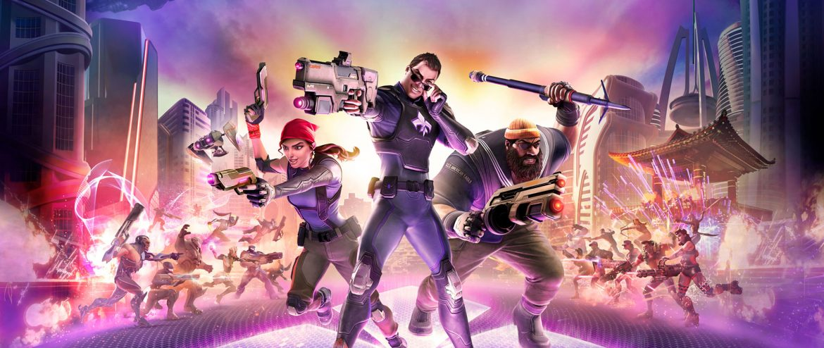 agents of mayhem recension