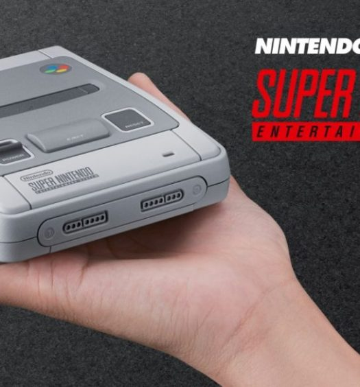 snes classic mini recension