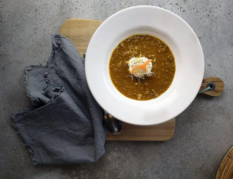 linssoppa jerkkryddning vegetarisk vegansk veckans recept