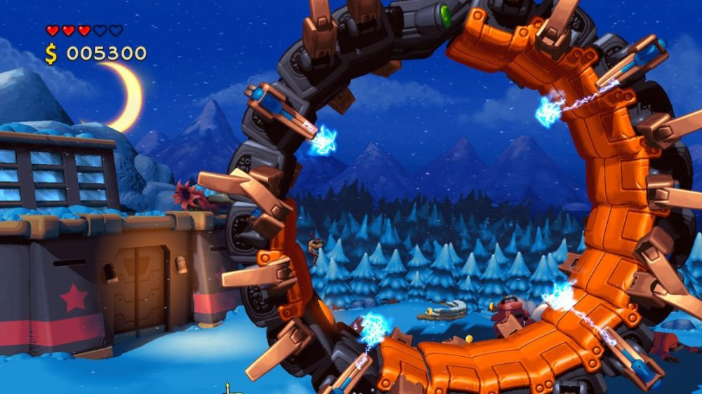 Screenshot Nintendo Switch: Mechstermination Force