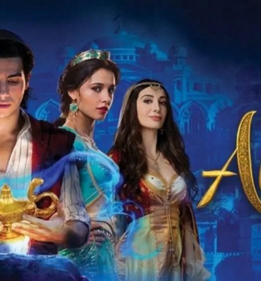 Aladdin 2019 tävling