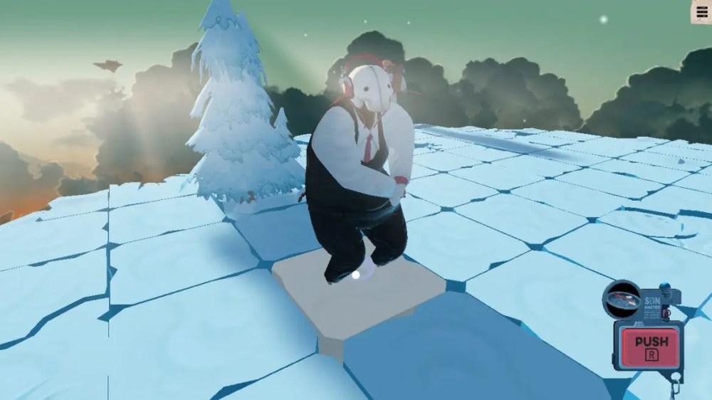 Felix the Reaper - Nintendo Switch Screenshot