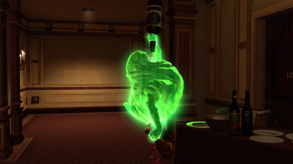 GHOSTBUSTERS THE VIDEOGAME REMASTERED - XBOX ONE X SCREENSHOT 4K