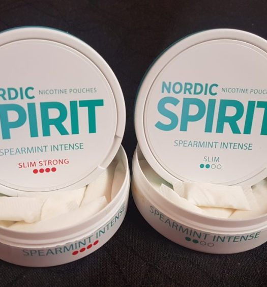 nordic spirit intense snus-test