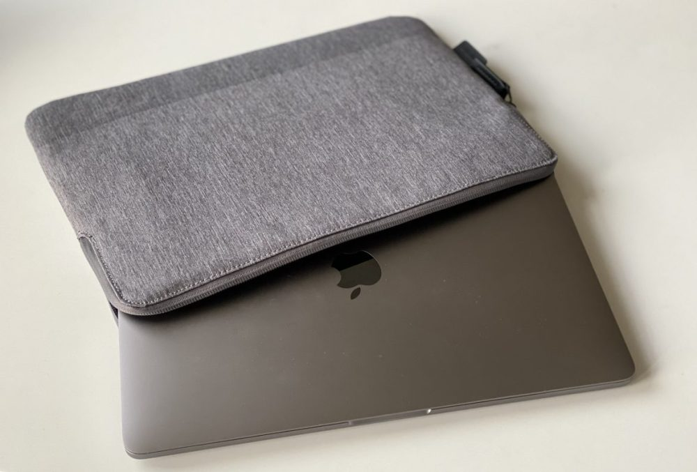CityLite Laptop sleeve Targus MacBook Pro senses