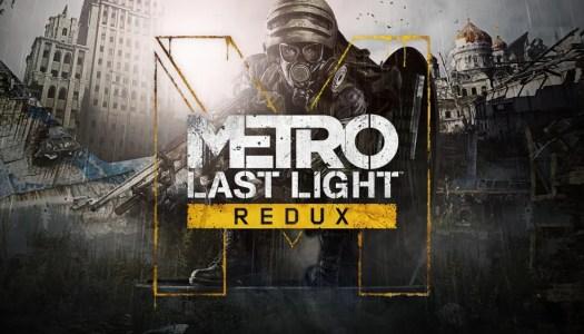 Recension: Metro Last Light Redux (Switch)