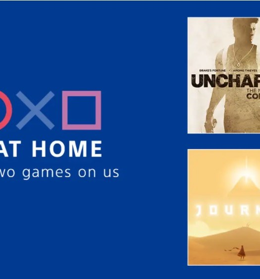 Uncharted Collection och Journey gratis