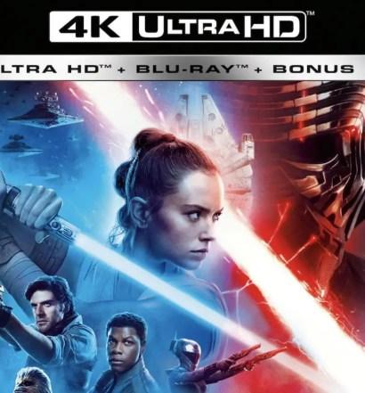 the rise of skywalker uhd 4k recension senses