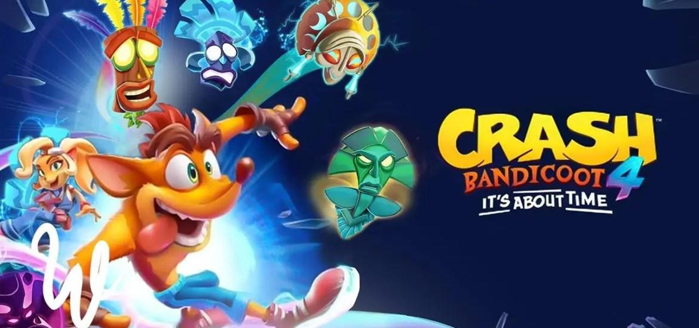 crash bandicoot 4 trailer