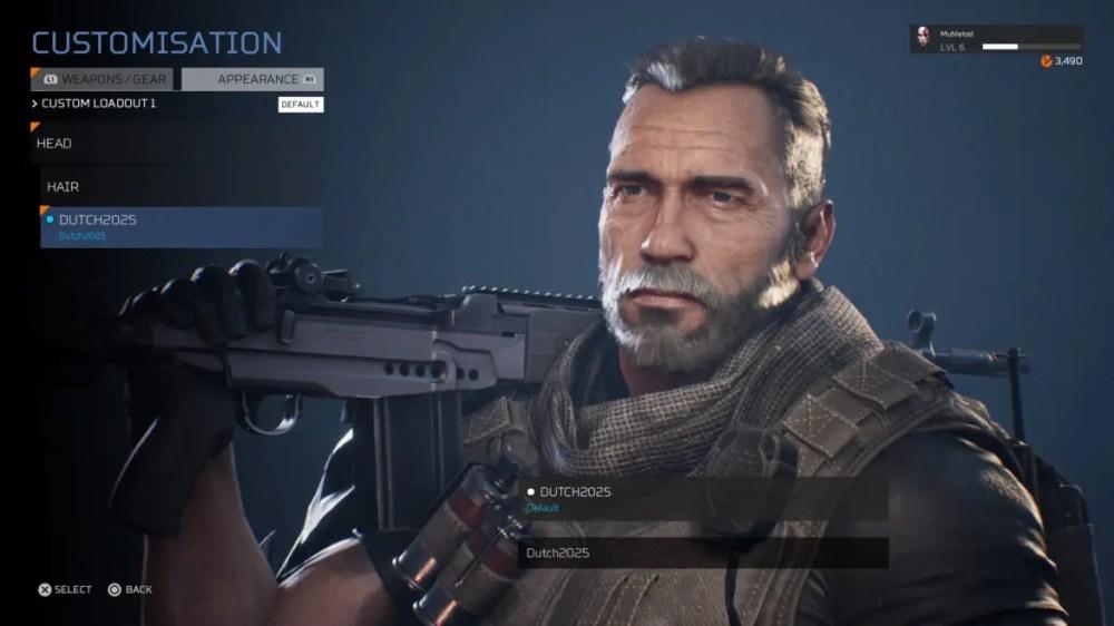 Predator Hunting Grounds - Dutch DLC Screenshot Playstation 4 - Copyright 2020 - Illphonic