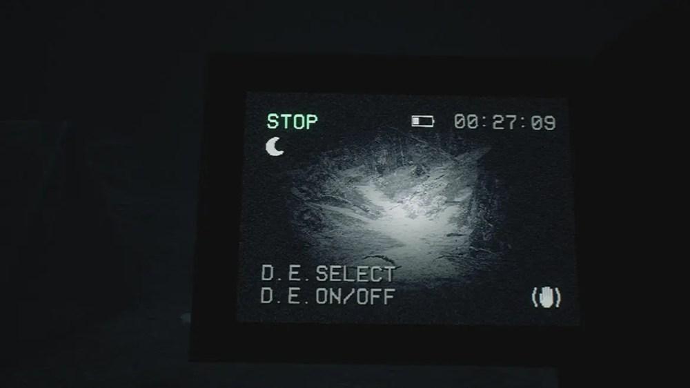 Blair Witch - Bloober team - Screenshot Nintendo Switch - copyright 2020