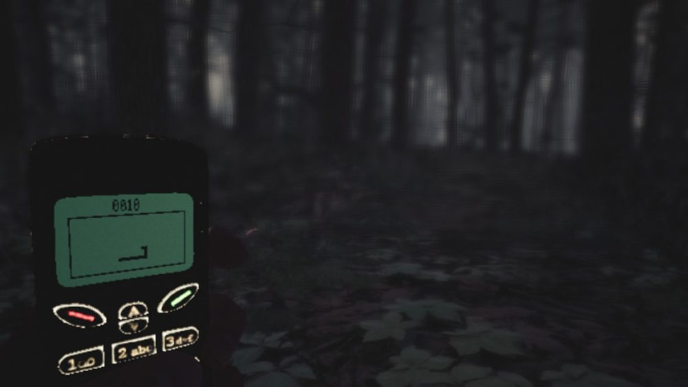 Blair Witch - Bloober team - Screenshot Nintendo Switch - copyright 2020