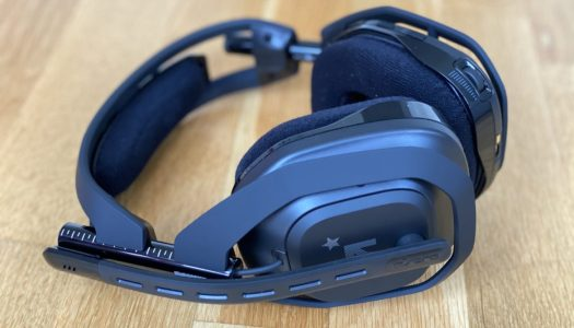 Test: Astro A50 Wireless Headset (PC/PS4)
