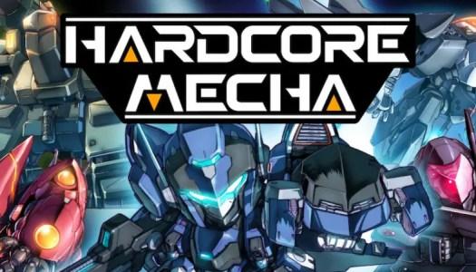 Recension: Hardcore Mecha (Switch)
