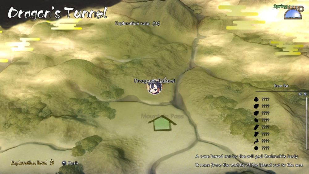 Sakuna: Of Rice and Ruin - Edelweiss - Marvelous (XSEED) - copyright 2020 - screenshot Nintendo Switch