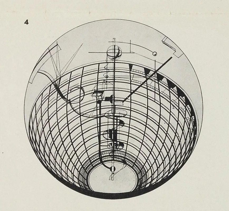 Andreas Weininger Bauhaus The Spherical Theater