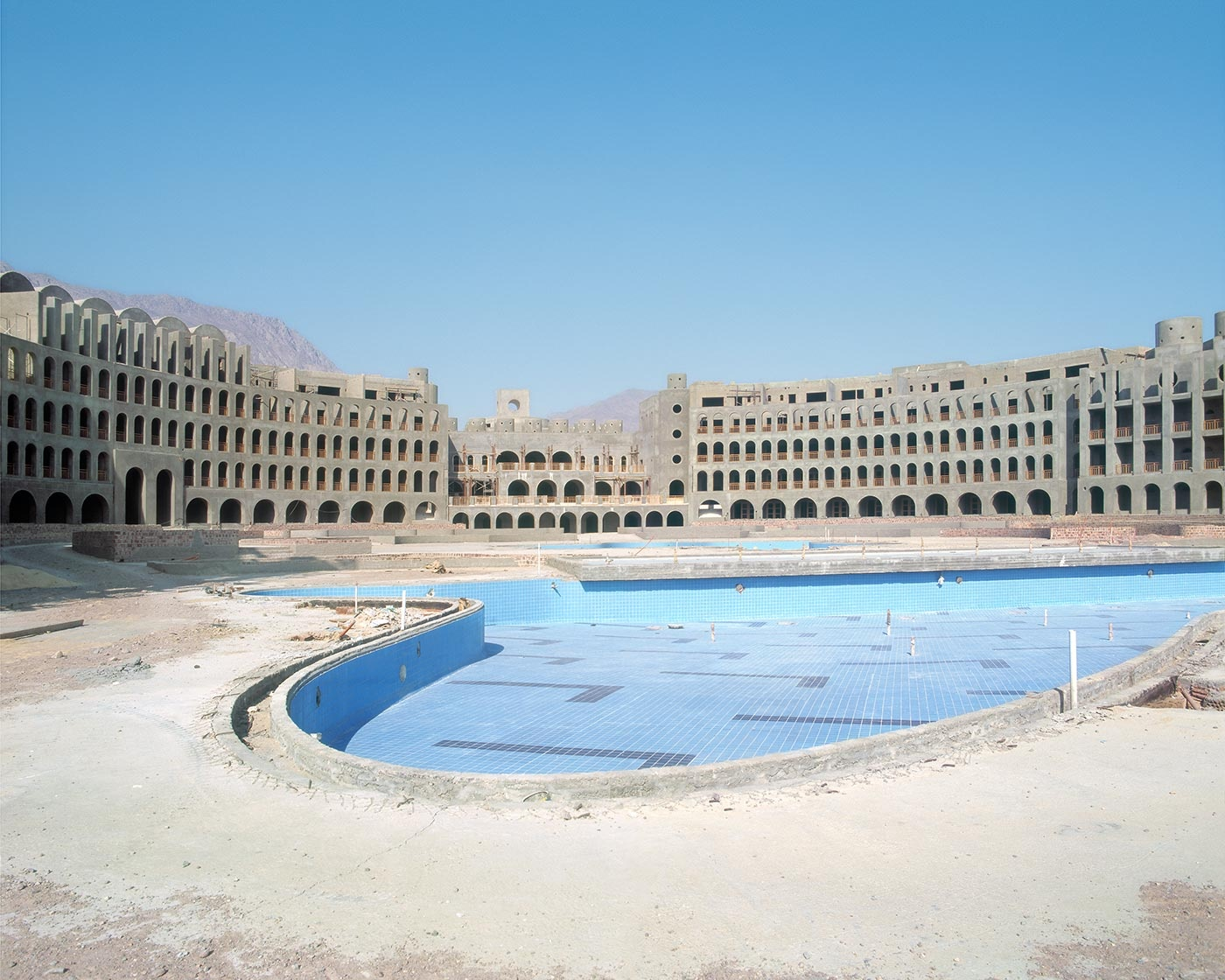 Taba Heights Sinai Hotel