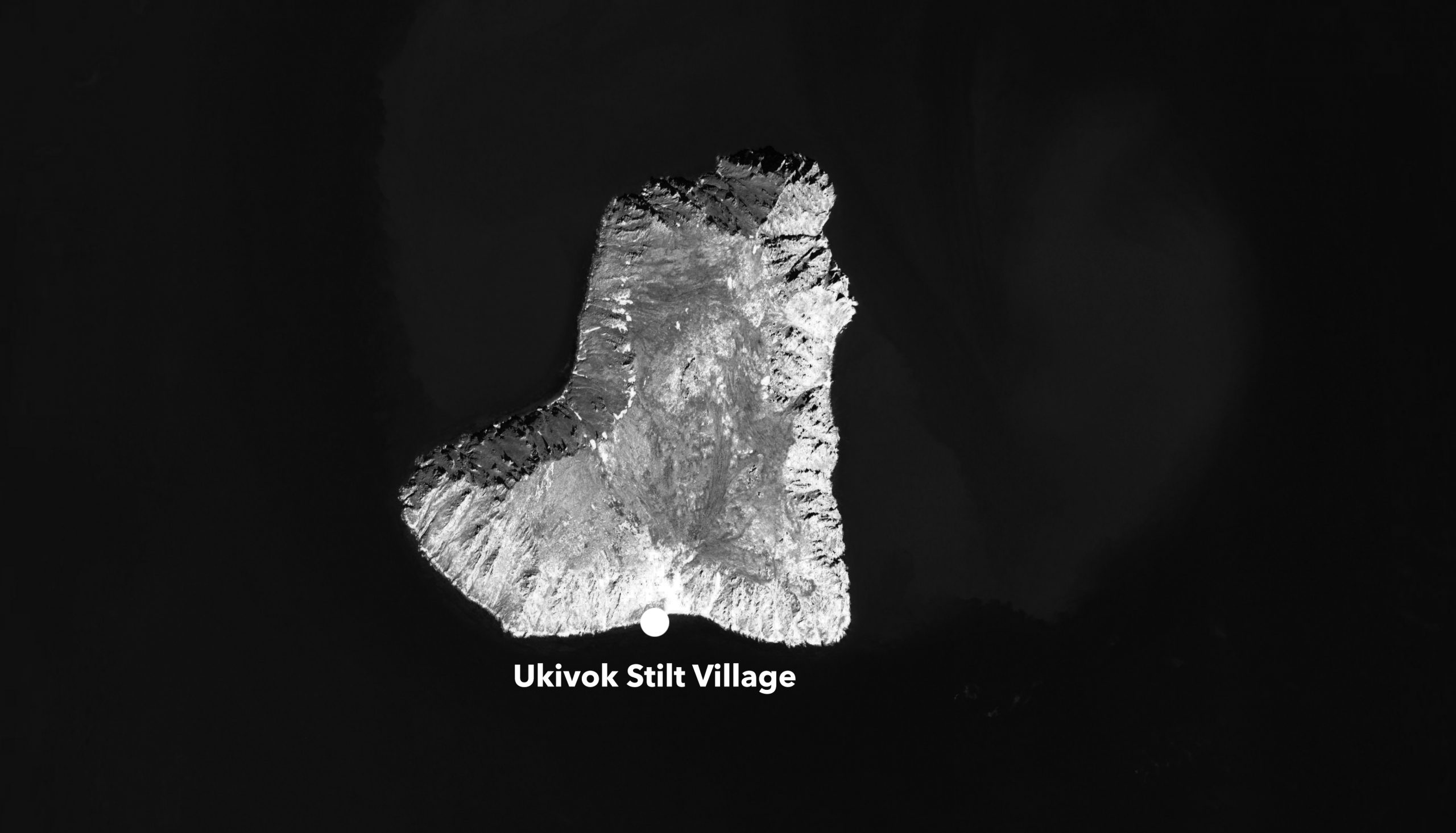 Ukivok Stilts Village King Island
