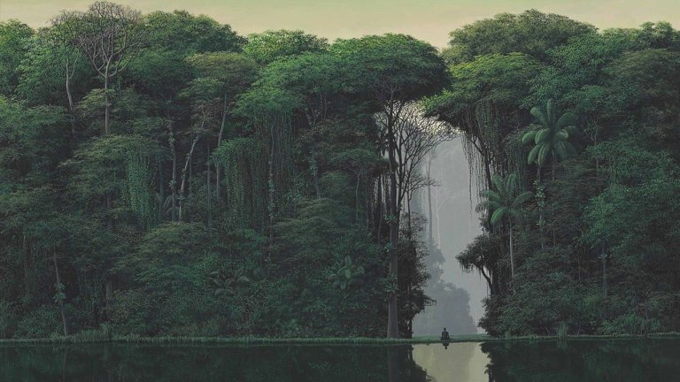 The Tropical Landscapes of Tomás Sánchez
