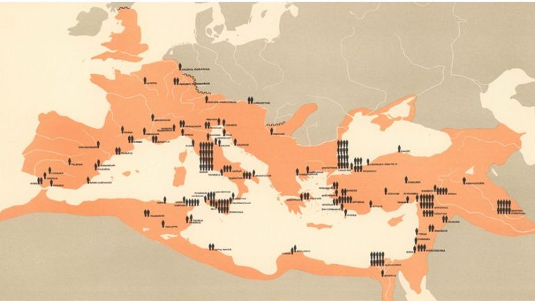Isotype: Pictorial Statistics of the Roman Empire