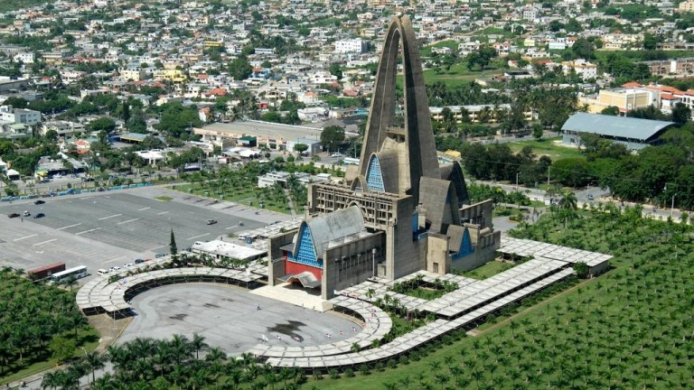 The Higüey Basilica, a Brutalist Cathedral in the Caribbean